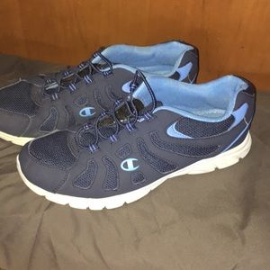 Champion Size 7.5 Slip On Athletic Shoes